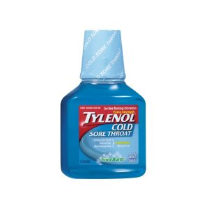 Tylenol Cold Sore Throat