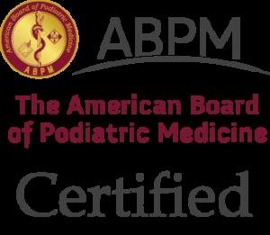The American Board of Podiatric Medicine